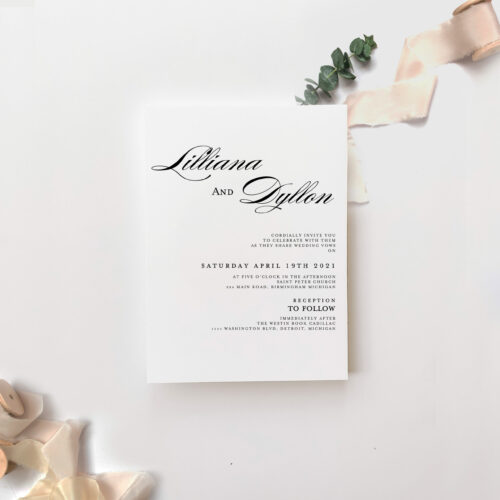 Flat and layered panel cards