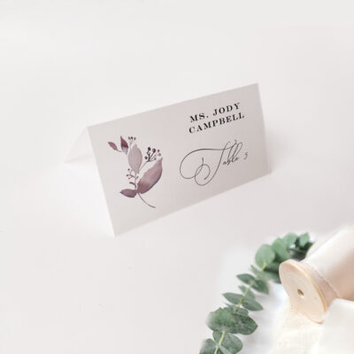 rome placecard